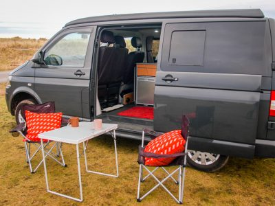 Edinburgh Campervan Hire - VW One for Rental